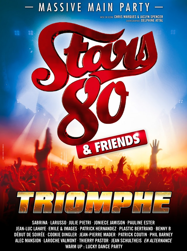 Stars 80 & Friends-Triomphe