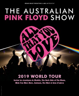 The Australian Pink Floyd Show - 2019 World Tour