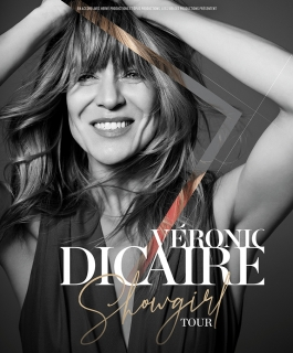 Véronic Dicaire - Showgirl Tour