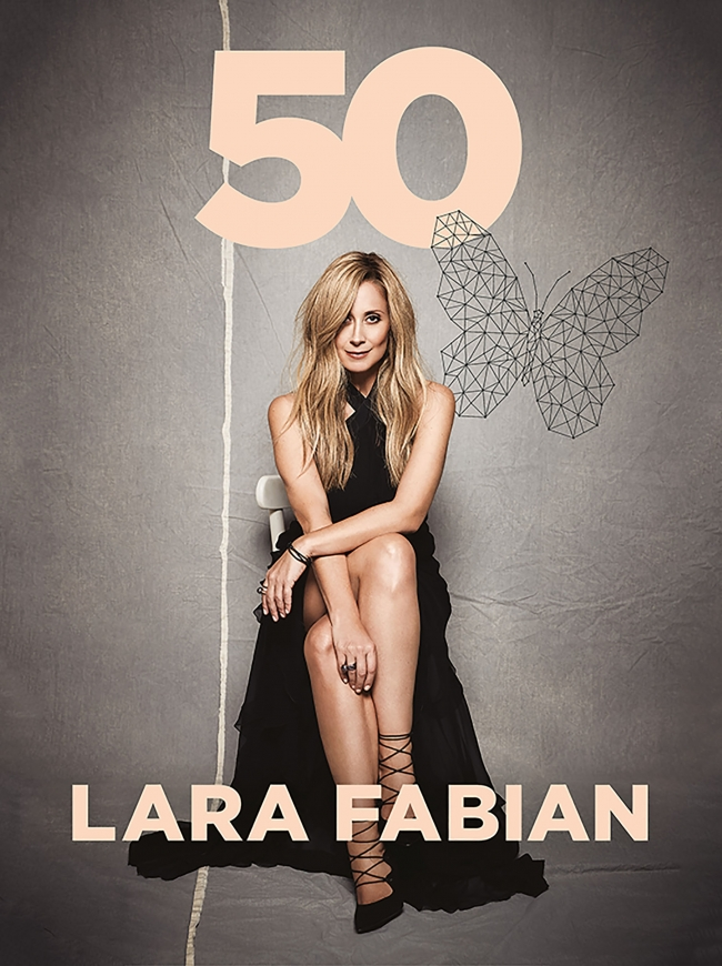 Lara Fabien-50 World Tour