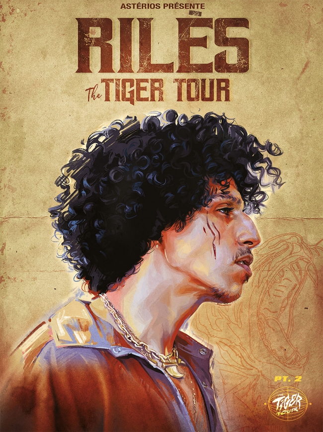 Rilès-The Tiger Tour