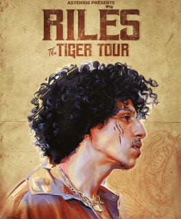 Rilès - The Tiger Tour