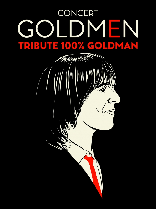 Goldmen-100% Tribute Goldman