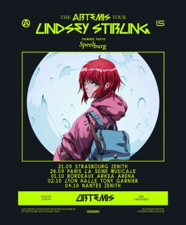 Lindsey Stirling - The Artemis Tour