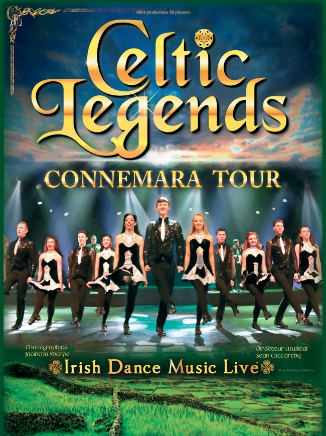 Celtic Legends -Connemara Tour