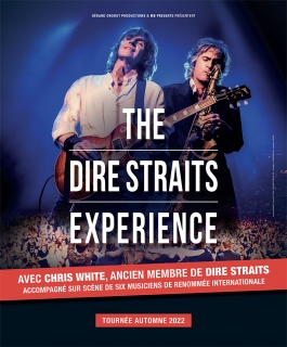 The Dire Straits Experience - Tournée 2020