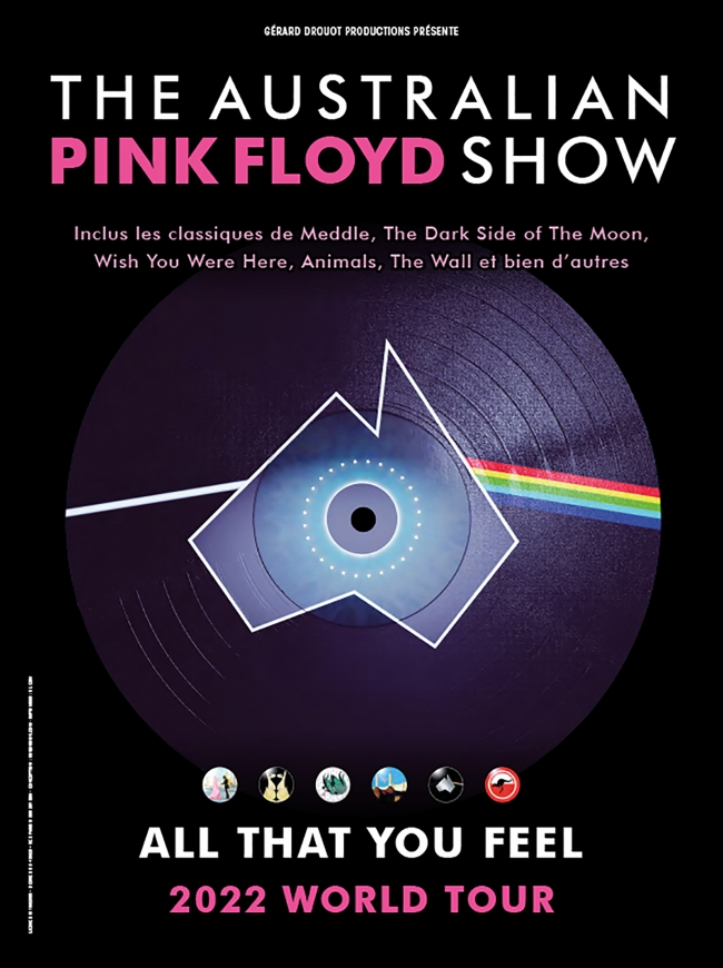 The Australian Pink Floyd Show-2020 World Tour