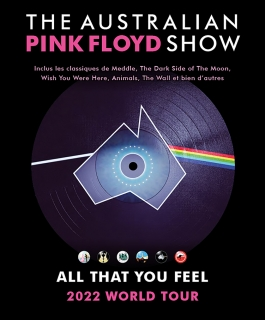 The Australian Pink Floyd Show - 2021 World Tour