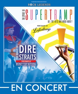 Rock Legends : Supertramp & Dire Straits - Performed by Logicaltramp & Money for Nothing