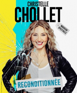 Christelle Chollet - Nouveau Spectacle