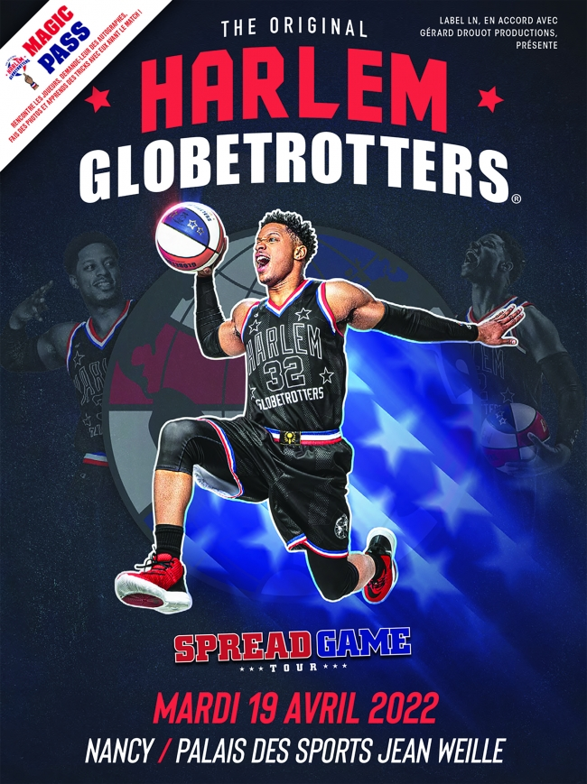 Harlem Globetrotters-Pushing the limits