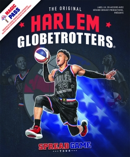 Harlem Globetrotters - Pushing the limits