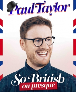 Paul Taylor - So British (enfin presque)