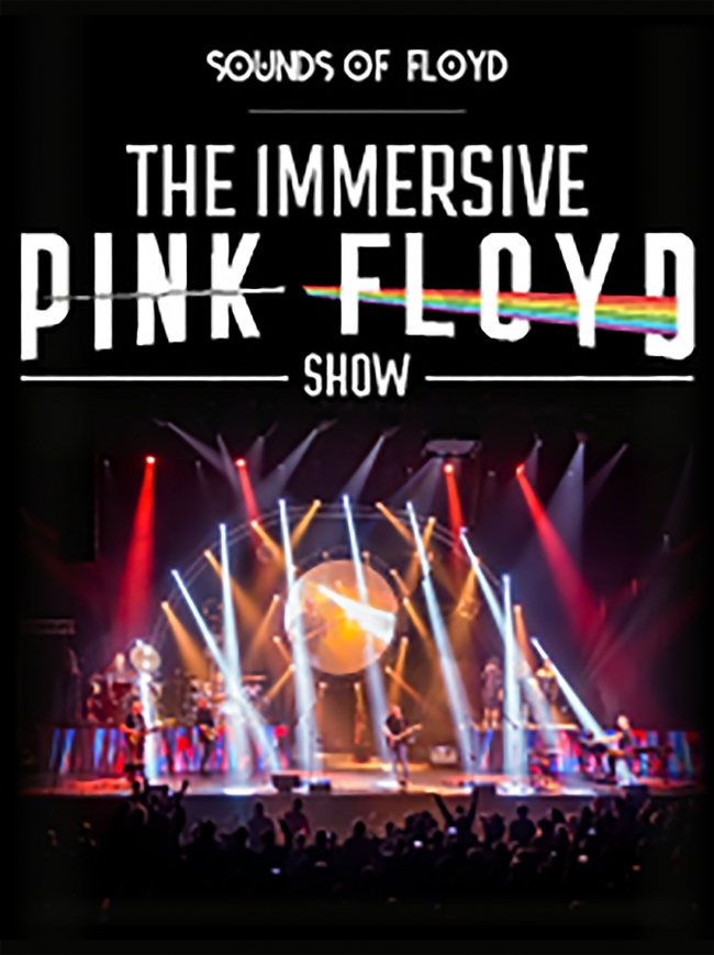 Sounds of Floyd-The immersive Pink Floyd Show