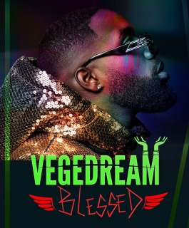 Vegedream - Blessed - Tour 2021