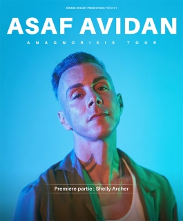 Asaf Avidan - The Anagnorisis Tour