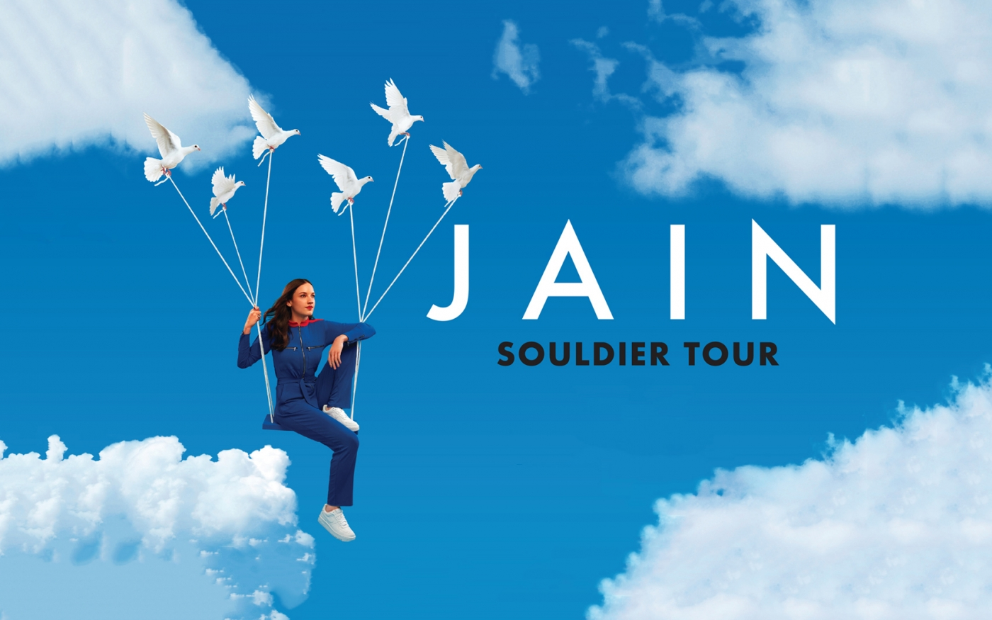 Jain - Souldier Tour